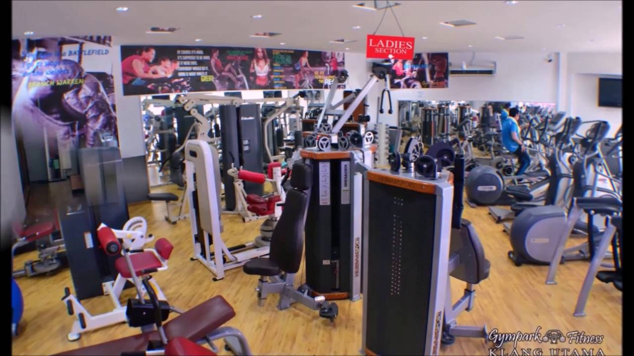 Gympark fitness overview youtube