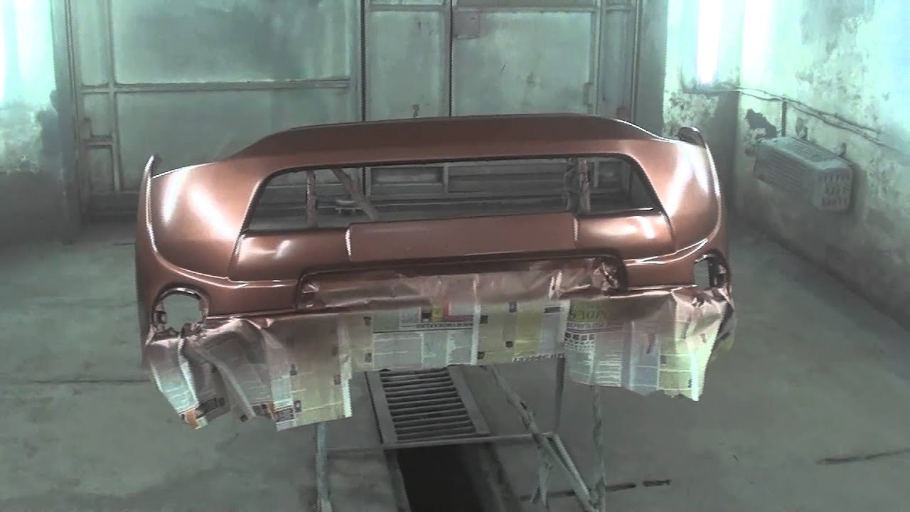 Mitsubishi Outlander покраска