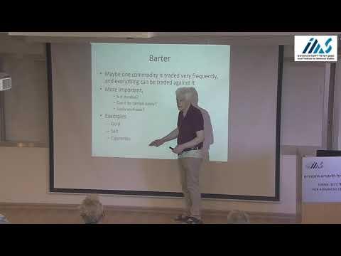 Gur Huberman Columbia Graduate School Of Business Introduction To Bitcoin And Blockchain