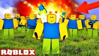 I'm AGRANDIS MY SOLDATS ARMY! Roblox