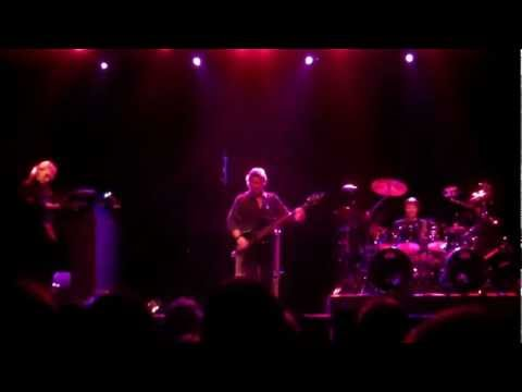 Eddie Jobson UK. Live 2011. Carrying No Cross.
