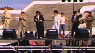 Los Galos - No Vale la pena - Bailantazo 1991
