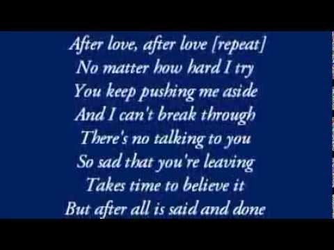 Believe  Lyrics