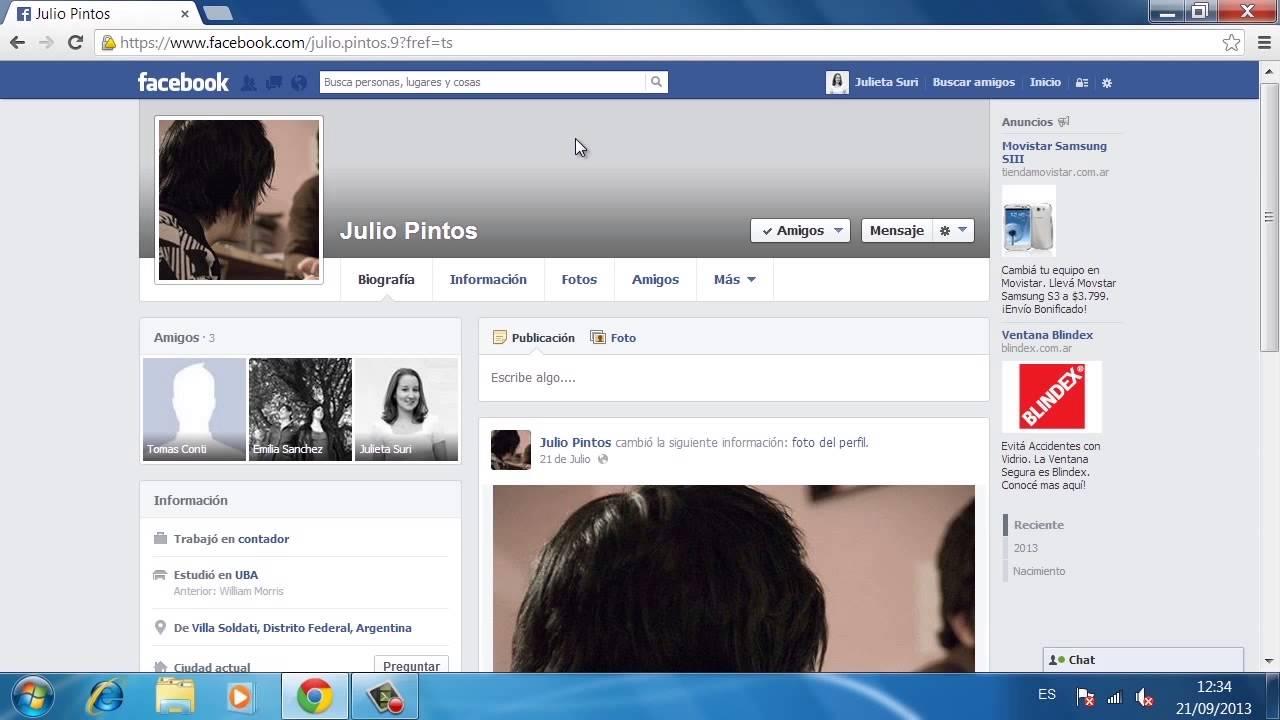 buscar amigos de todo el mundo facebook