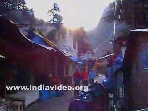 A morning at Gangotri