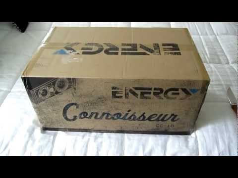 Energy Center Channel CC10 Unboxing.