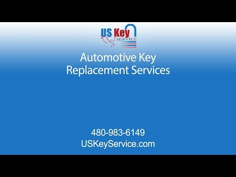 Arizona Key Replacement by US Key Service