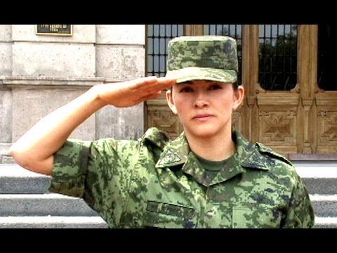 taekwondo con disciplina militar youtube On espejo y disciplina militar