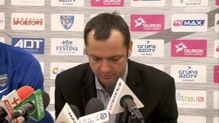 Ekstraklasa - 2015.03.17 - Dorota Błaszczyk