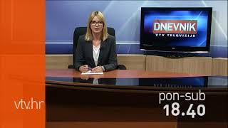 VTV Dnevnik najava 18. kolovoza 2017.