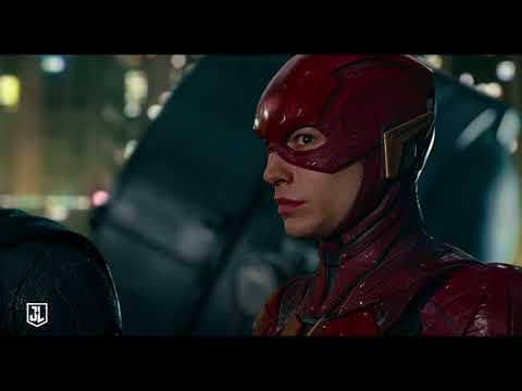 JUSTICE LEAGUE - Barry Allen aka The Flash