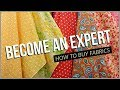 Easy Tips to Buying Fabric| Vlog