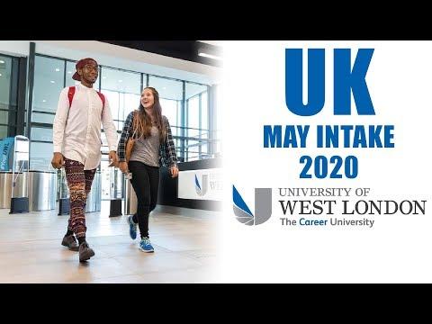 UK MAY INTAKE 2020 | University Of West London | Study In UK | Study Abroad | Student Visa 2020
