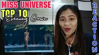 Download Miss Universe 2019 Top 10 - Evening Gown | Reaction Mp3 and Videos