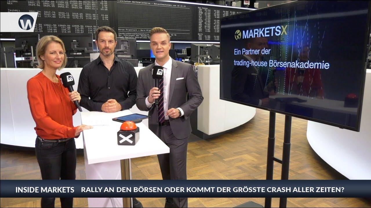 Kommt der größte Crash aller Zeiten? Inside Markets heute im Interview mit Marc Friedrich