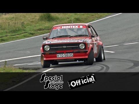 2016 British Historic Rally Championship Round 5 - Harry Flatters Rally