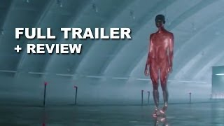 the machine 2014 official trailer   trailer review hd plus