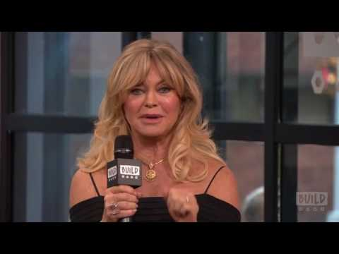 """Amy Schumer, Goldie Hawn, Jonathan Levine And Paul Feig Discuss New Movie """"Snatched"""""""