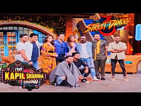 The Kapil Sharma Show With Street Danacer Movie Stars | Varun Dhavan | Shradha Kapoor | Nora Fatehi