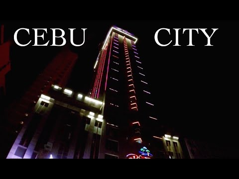 Crown Regency Hotel and Towers - 4 Star comfort - Cebu City - Philippine daily life