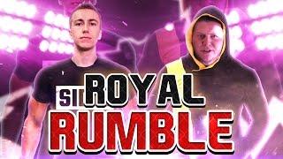 ROYAL RUMBLE | FIFA 16 | SIMON VS ETHAN
