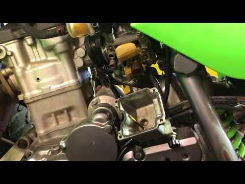 Atv Carburetor Leaking Gas - Simple Fix!