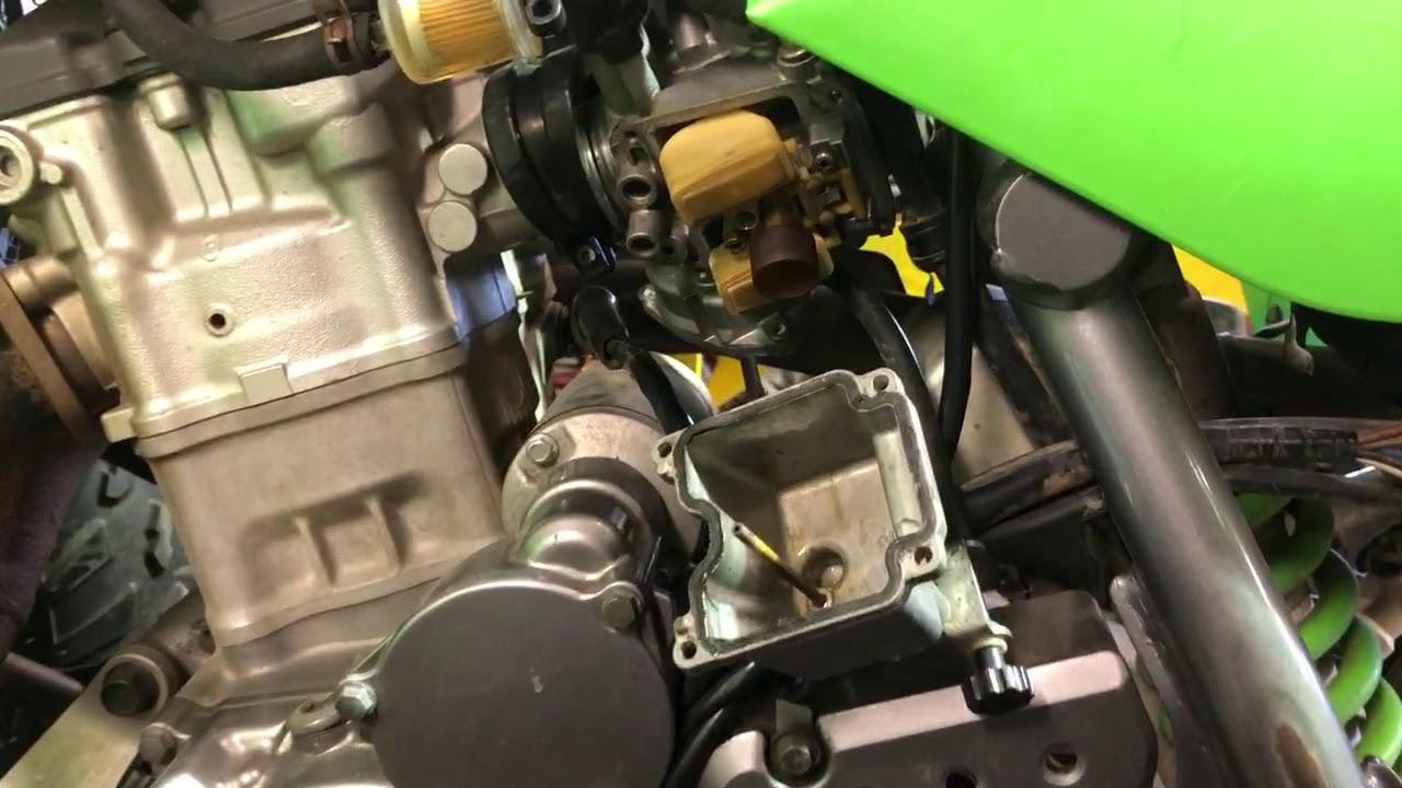 Simple Carburetor Diagram