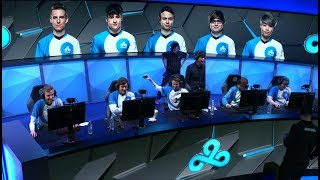 Video Recap, Highlights and Sounds of the Game: W8D1 of S8 NA LCS Spring 2018! download MP3, 3GP, MP4, WEBM, AVI, FLV Juni 2018