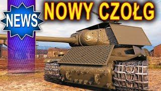 IS-2S - nowy czołg w World of Tanks