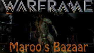 Warframe - Trading Outpost (Maroo