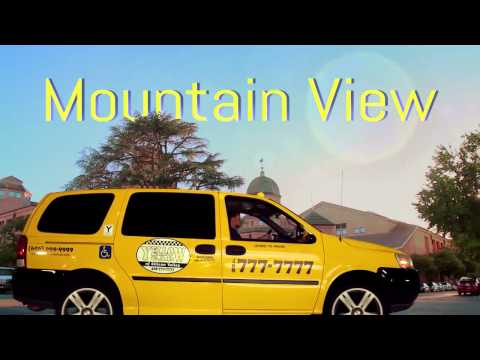 Mountain View Taxi Cab, Best Taxi Cab Service Mountain View