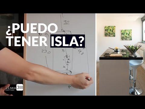 DISEÑO DE COCINAS: ¡Todo sobre las islas!