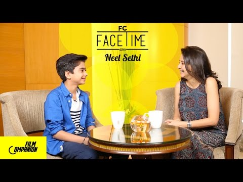 Neel Sethi (The Jungle Book) Interview with Anupama Chopra | Face Time