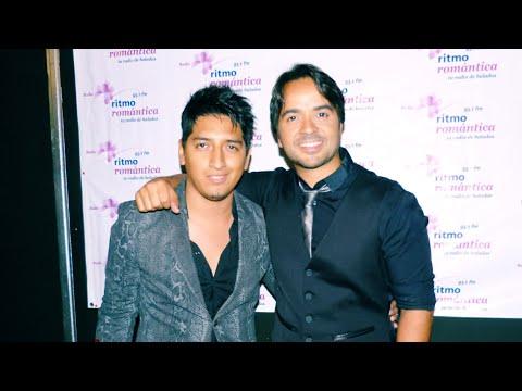 Luis Fonsi y Allen CM Juntos ( Yo Soy Luis Fonsi )