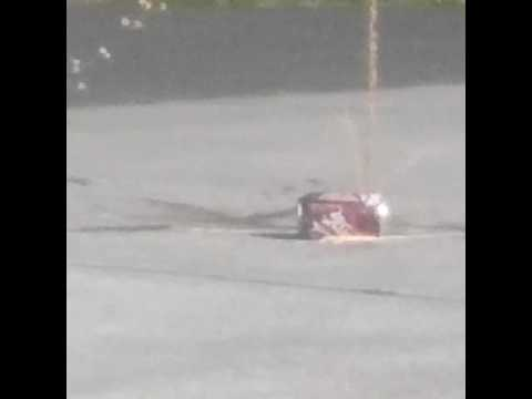 BBQ gun vs Soda can (Feat. Joseph Davenport)