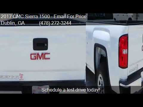2017 GMC Sierra 1500 For Sale In Dublin, GA 31021 At Pitts. Pitts Toyota