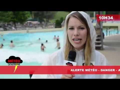 Parc aquatique Mont Saint-Sauveur - Météo Catastrophe