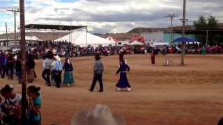 Navajo Nation Fair 2014 Song & Dance