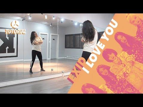 [TUTORIAL] EXID (이엑스아이디) – I LOVE YOU (알러뷰) | Dance Tutorial By 2KSQUAD