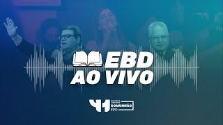 LUCAS 10 Luciano Rocha EBD - 22/08/21 IPVO Maringá