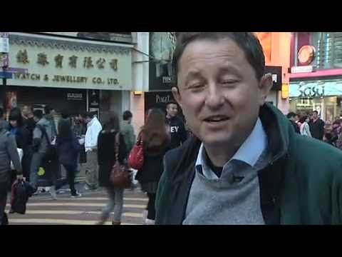 BBC 'Working Lives: Hong Kong', Part One of Two