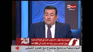 """الدستور قال ومش بمزاجنا.. أسامة هيكل: """"فيه إحساس عام إن المجلس مش بيشتغل"""" (فيديو)"""