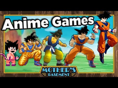 The Evolution of Anime Games