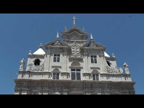 2011/06/25 4 Coimbra: Sé Nova - Sé Velha - Praça da República