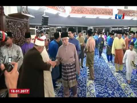MAJLIS TAHLIL DAN KESYUKURAN SEMPENA HARI KEPUTERAAN TUANKU MUHRIZ [18 JAN 2017]
