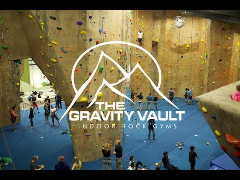 The Gravity Vault Indoor Rock Climbing Gyms | Middletown New ...