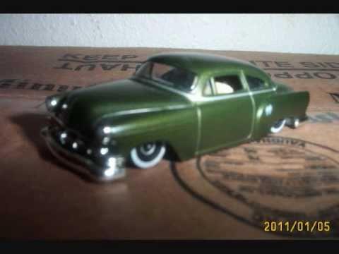 A monster garage jesse james toy model car youtube - Jesse james monster garage ...
