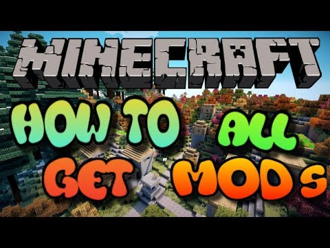 HOW TO Mod XBOX 360,ONE,PS3,PS4 MINECRAFT