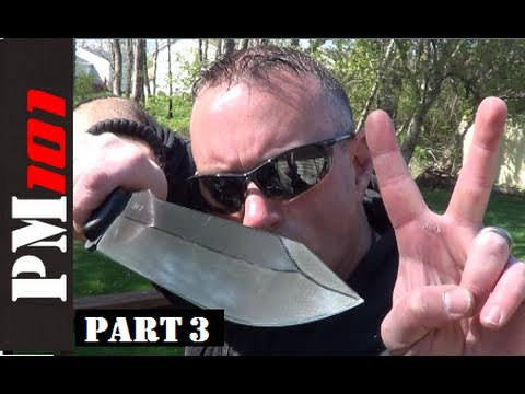 Big Bag O' Blades 2 pt 3: Survival Knives, Bushcraft Knives, Axes, and More!