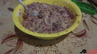 2015 г . Мой супер сногсшибательный  рецепт  приготовления супер котлет из мяса лося .